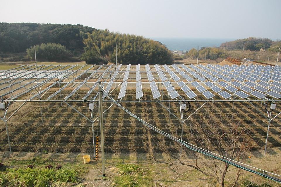 2015.02.08.淡路島ソーラーファームの完成